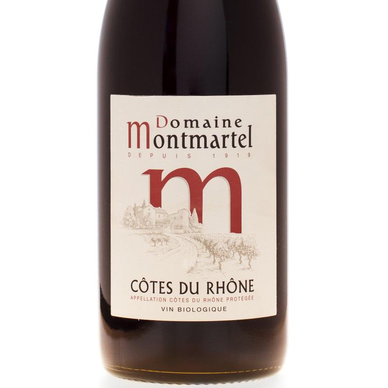 Domaine Montmartel Rouge Cotes du Rhone