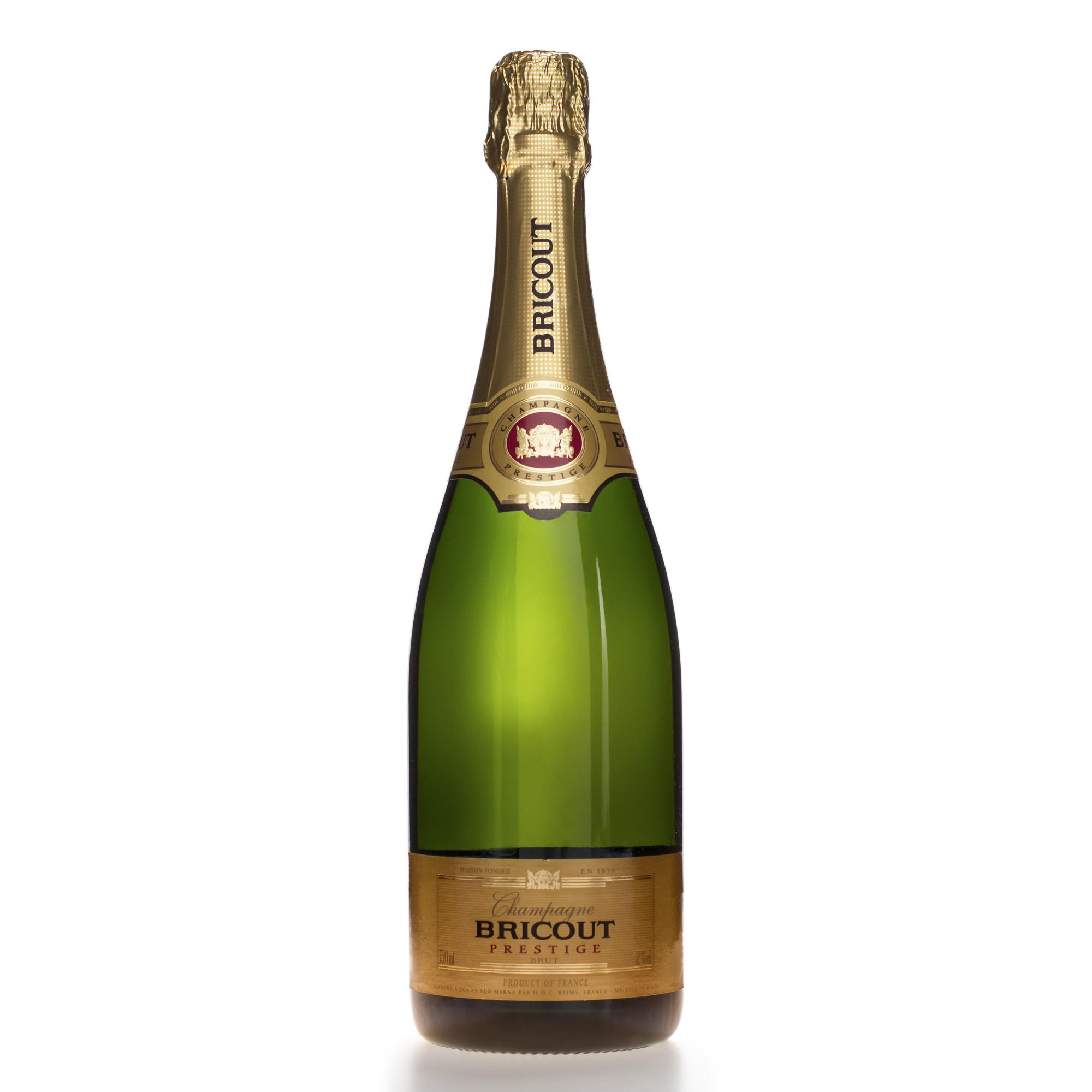 champagne bricout