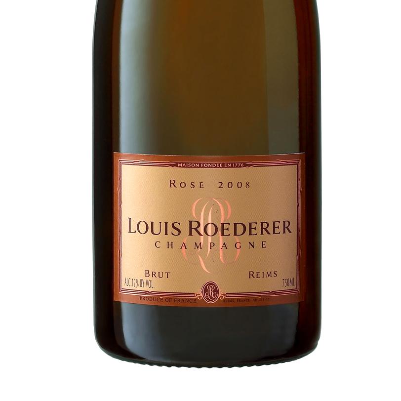 champagne roederer rose