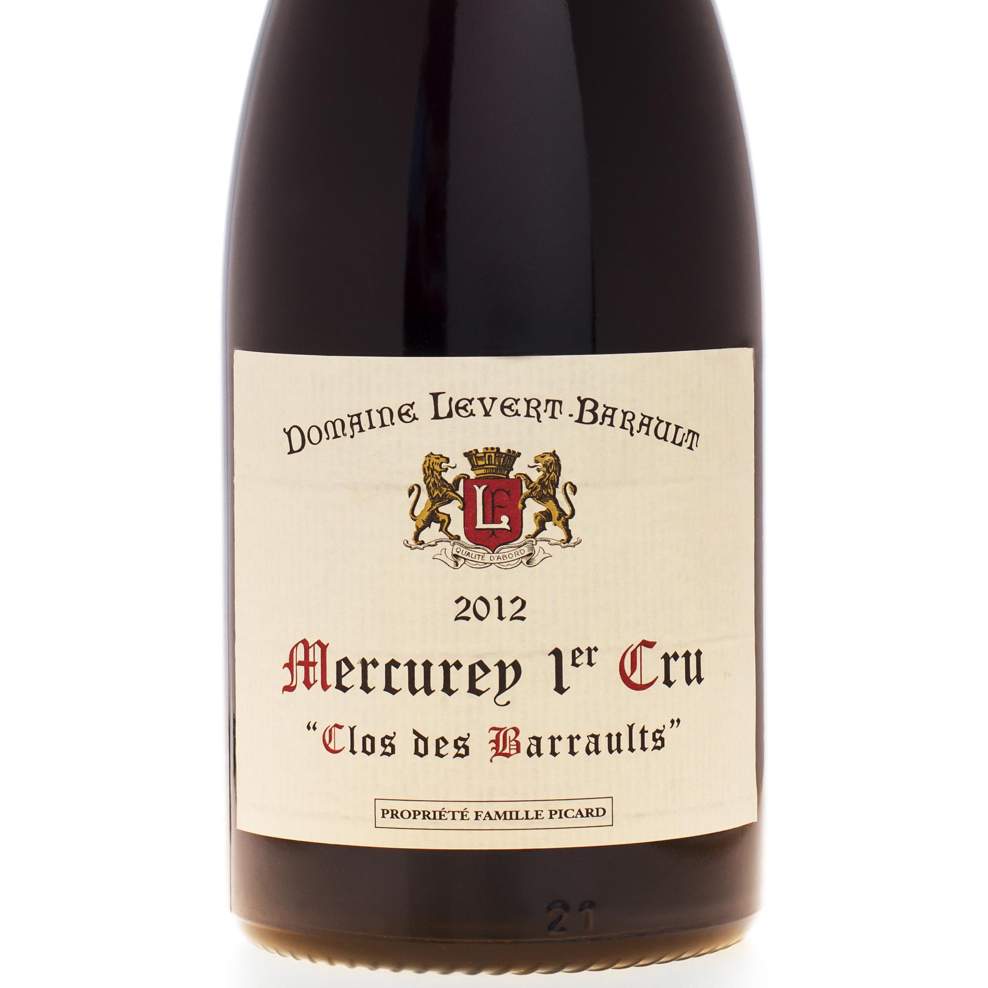 Burgundy Premier Cru Mercurey