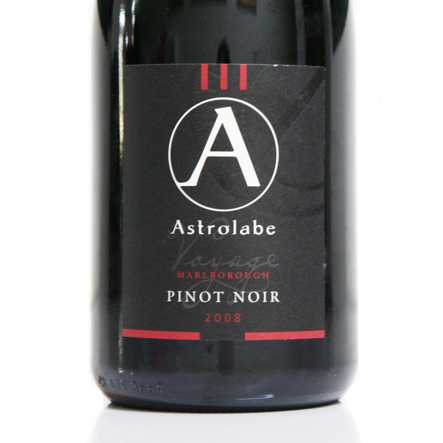 Astrolabe Pinot Noir bottle