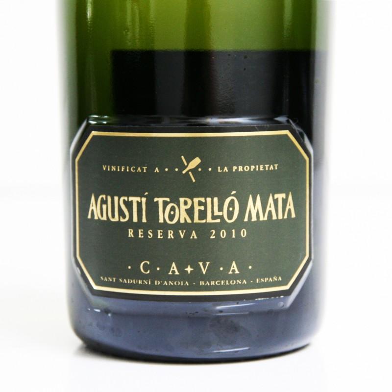 Cava Reserva Agusti Torello Mata Bottle