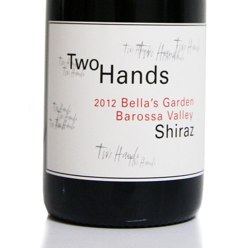 Two hands shiraz