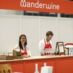 wanderwine blue print fashion week wine tasting alexis lhoyer founder