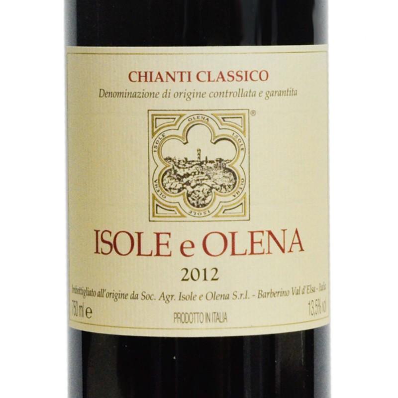 Isole E Olena Chianti Classico 2012