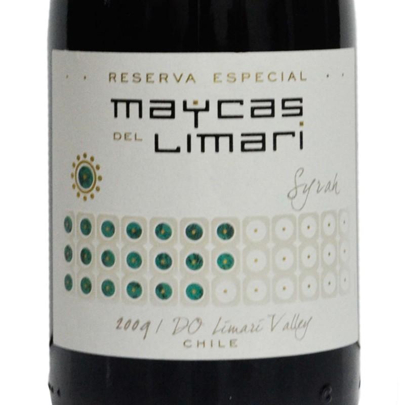 Maycas Del Limari, Reserva Especial 2009