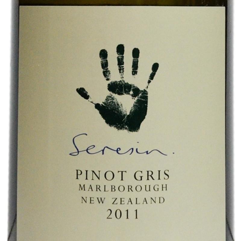 Seresin Pinot Gris 2011