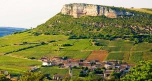 French, Burgundy