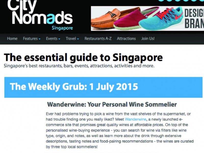 City Nomads Reviews wanderwine