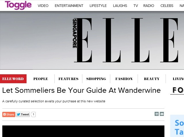 Let Sommeliers be your guide at wanderwine