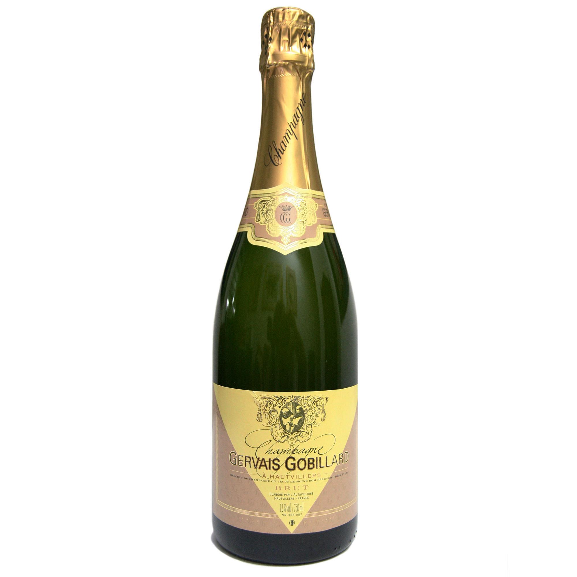 champagne p gobillard