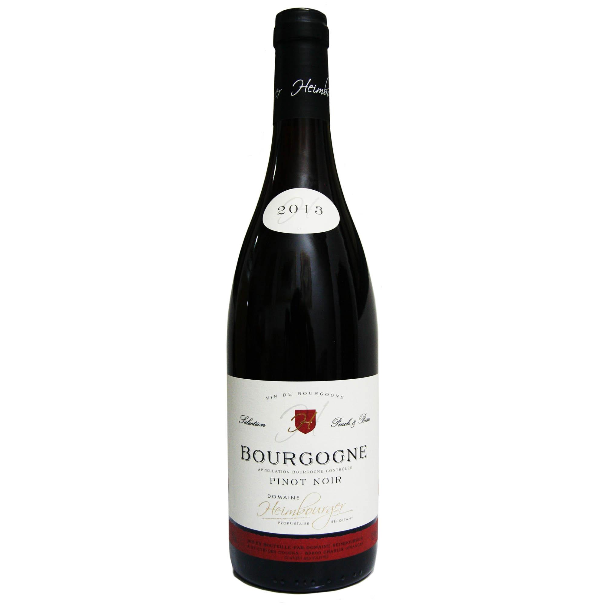 Pinot Noir Heimbourger