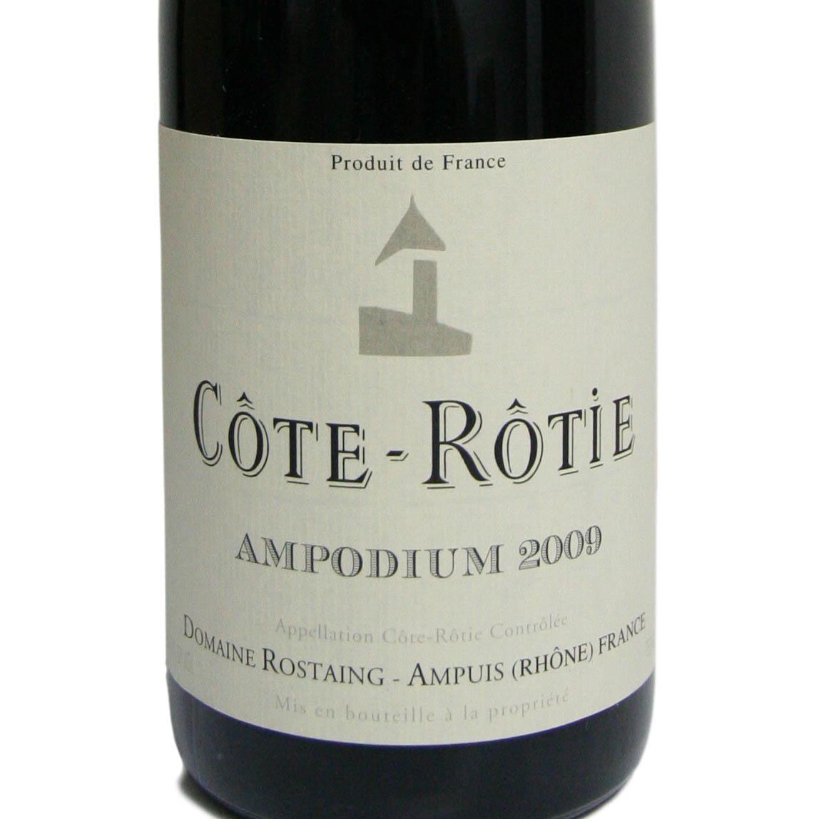 cote rotie amporium 2009