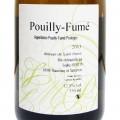 Pouilly Fumé Domaine Abbaye Saint-Pierre Sophie Bertin Eric Louis Wines