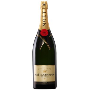 Bottle Moet chandon imperial Brut NV