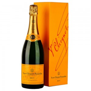 Veuve Cliquot Brut Yellow Label NV