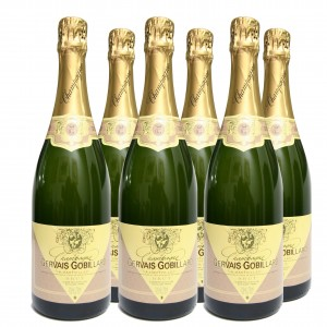 Champagne Gevrais x6